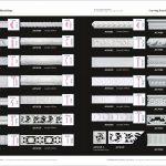 Chỉ khung tranh hoa PU A33143-A37046