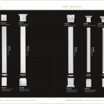 Cột La Mã D1301-D1534