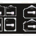 Hoa góc trang trí PU A42301-A42308