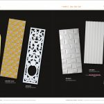 Tấm Ốp Tường Nhựa KD1026-KD1034